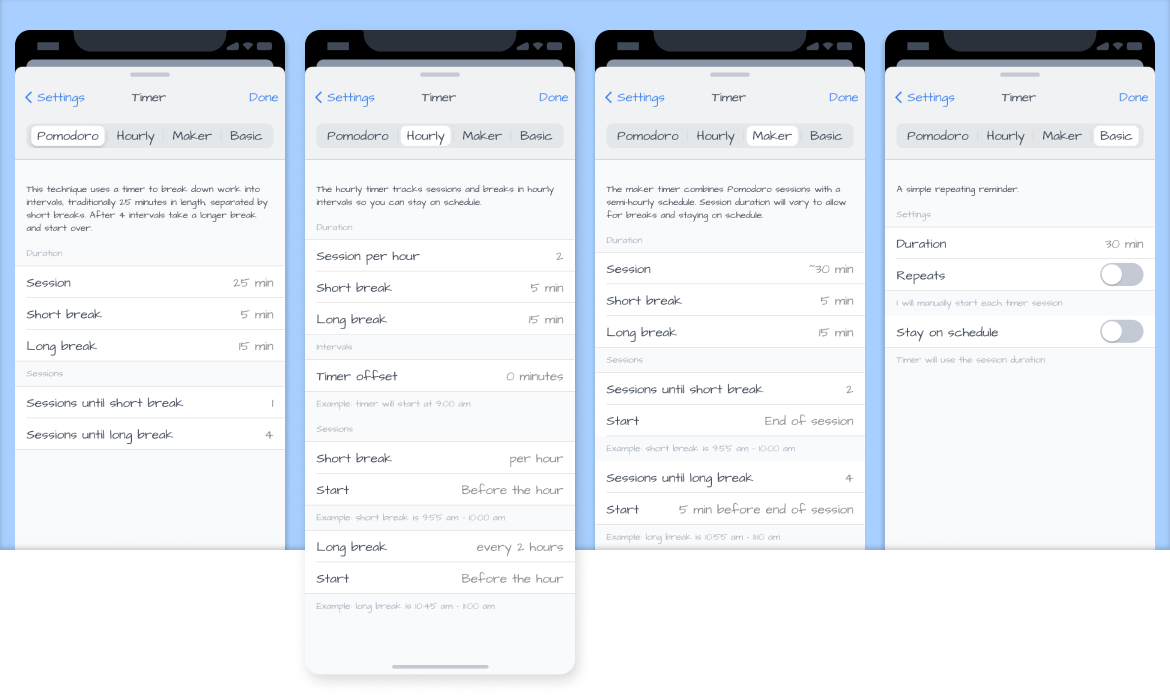 actvity-journal-wireframes-settings-timers